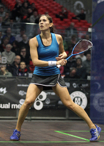 Joelle King Signs Sponsorship Agreement with Ashaway Racket Strings