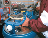 Electronic Stringing Machine